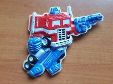 Bluebird 1985 HASBRO Big Badge Optimus Prime Transformers G1 Used