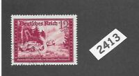 #2413   Postage stamp PF12 + PF05  Hitler's culture fund 1941 / Third Reich