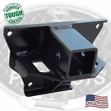 "2011-2014 Polaris RZR XP900 & 4 Seater XP900 EASY-MOUNT 2"" HITCH RECEIVER Black"