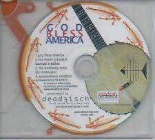 (286H) God Bless America, Deadfisch - DJ CD