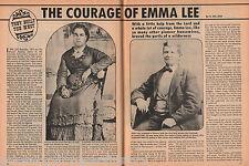 Emma Lee - Utah Mormon & Family Courage +Hamlin, Sellers