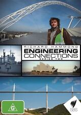 Engineering Connections - Series 2 NEW R4 DVD