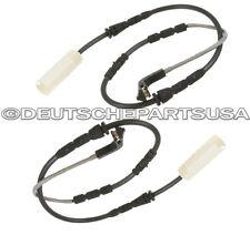 For BMW E90 E91 E92 135i 323i 328i 328xi 335d Set Of 2 Front Brake Sensors PEX
