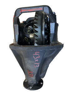 1996 - 2004 Toyota T100 Sequoia Tundra  3RD Member Rear Axle Differential 3.31