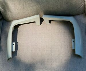 1975-1978 Chevrolet Nova Fender Extension; OER; Pair