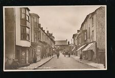 Somerset CHARD Holyrood St Used 1934 RP PPC local pub Ward's Library