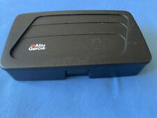 """Excellent Abu Garcia Black Lure Box Ideal For Toby Kynoch Or Hi Lo Lures 9"""" X 5"""""""