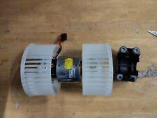 Hella 8EW 009 159-201 Heater Blower Fan BMW 3er E46 X3 E83 Right - Hand Drive