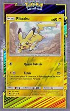 Pikachu Reverse - SL3:Ombres Ardentes - 40/147 - Carte Pokemon Neuve Française