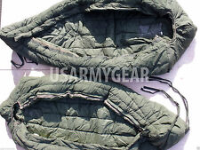 New Made in USA USMC Army Intermediate Cold Weather ECW GI Sleeping Bag -10F