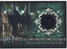 Harry Potter Goblet Fire GOF Death Eaters Incentive Costume Card C13a #173/188