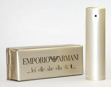 Emporio Armani SHE / ELLE For Women 100 ml EDP Spray NEW IN BOX & RETAIL SEALED
