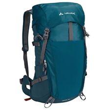 Mochilas y bolsas verdes VAUDE para acampada y senderismo