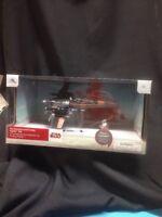 star wars the last jedi Poe Dameron & X-wing Fighter Set NIB
