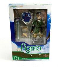 "Good Smile Figma ""Link"" Legend of Zelda Skyward Sword Action Figure 153"