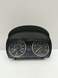 2007 BMW 328I E90 SPEEDOMETER INSTRUMENT CLUSTER 9130297 OEM Unknown Miles 07