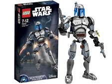 Lego Star Wars Set Jango Fett Buildable Figure 75107 **New** **Unopened**