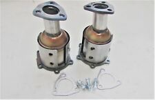 fits: 2001 2002 2003 2004 Nissan Pathfinder 3.5L  BANK 1 & 2 catalytic converter