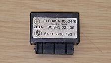 BMW Z3 ROADSTER AIR CONDITION TEMPERATURE SENSOR MODULE 8367931 64118367931