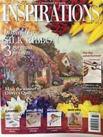Inspirations Magazine - Issue No 69 - 2011   New with Patterns still attached