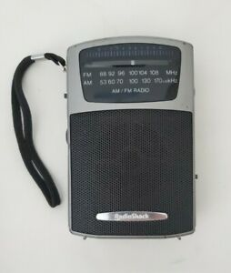 Vintage Radio Shack 12-464 AM/FM Portable Radio Telescope Antenna TESTED