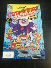 Chip'n Dale Rescue Rangers#1 Awesome Condition 8.0(1990)