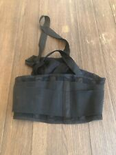 Mckesson Medical Black Back Brace Size Small