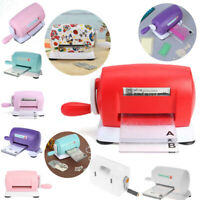 Dies Cutting Embossing Machine DIY Scrapbooking Paper Cutter Card Craft Tool