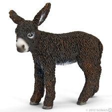 *NEW* SCHLEICH 13686 Poitou Donkey Foal - RETIRED