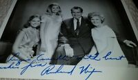 President Richard Nixon Autograph