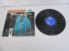 Rare Touch Of Evil Sound Track Challenge Ultra Hi Fi Lp Vinyl Album Orson Welles