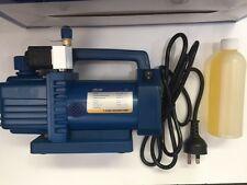 AIR CONDITIONER FRIDGE VACUUM PUMP V-I215S-M 2 STAGE 1.5CFM 1/5HP 4KG VALUE