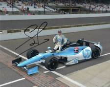 Simon Pagenaud autographed 2013 Indy 500 8x10 photo