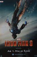 IRON MAN 3 - A3 Poster (42 x 28 cm) - Film Robert Downey Clippings Sammlung NEU
