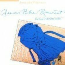 Jennifer Warnes Famous blue raincoat (1987) [LP]