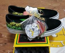 Vans x Bad Brains 46 LE Yellow Black Size 9.5 hosoi wtaps syndicate supreme