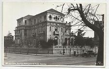 Postkarte CHILE SANTIAGO RP. Embajada de Norte Amerika
