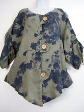 Cappotti e giacche da donna floreale Taglia Taglia unica