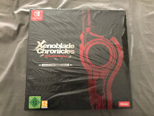 XENOBLADE CHRONICLES DEFINITIVE EDITION COLECCIONISTA SWITCH ABIERTO SIN JUEGO