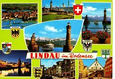 Lindau im Bodensee ,Ansichtskarte, ungelaufen