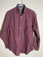 mens tommy hilfiger small Long Sleeve Shirt Button Down