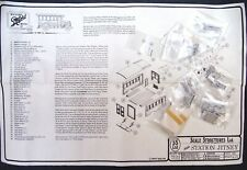 RARE -  Scale Structures Ltd - HO Scale - #7122 STATION JITNEY