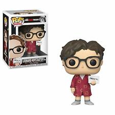 Funko Pop TV Big Bang Theory - Leonard Vinyl Figure