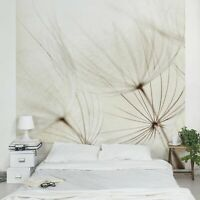 Vlies Tapete Wand Bilder Blumentapete Sanfte Gräser Foto Tapete Wandtapete Deko
