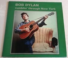 BOB DYLAN / 2 LP / RUMBLIN' THROUGH NEW YORK / 180G LIMITED NUMBERED GATEFOLD