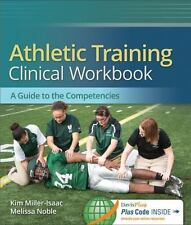 Athletic Training Clinical Workbook textbook for college students , trainers