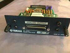 Yamaha MY8-DA96 Analog Output Card LS9 PM5D M7CL 01V96  DM1000 DM2000 02R96 3