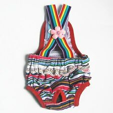 Dog Short Physiological Pants Panties Strap Sanitary Underwear Diapers Puppy Top