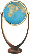 Columbus Osnabruck Illuminated Floor Globe - 20 Inch