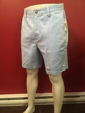 NAUTICA Men's Noon Blue Classic Fit Deck Short - Size 32 - NWT $55